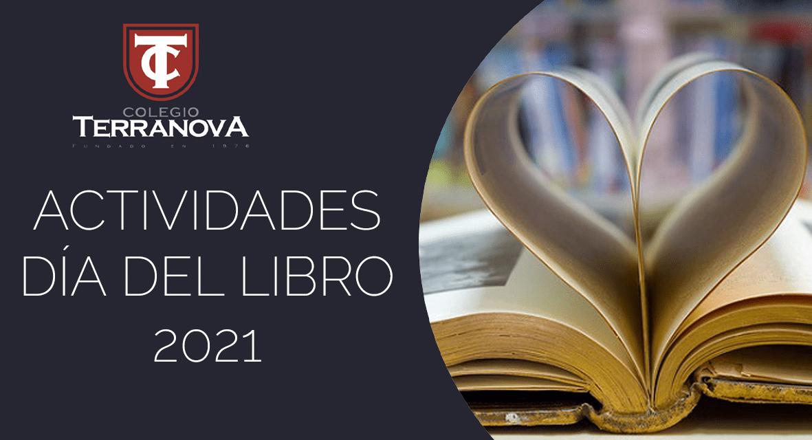 Actividades Día del libro 2021